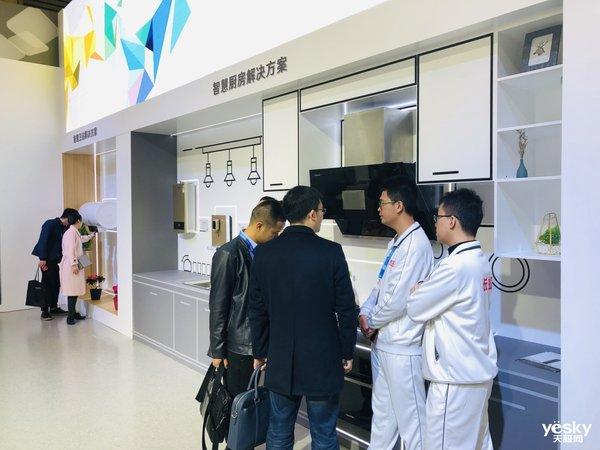 AWE2019:长虹展出8K双平面电视ARTIST等产品