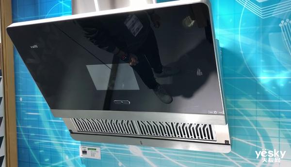 AWE2019:华帝展示AI燃气灶等产品