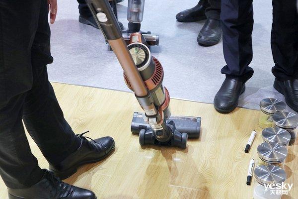 AWE2019:莱克展示超强除尘清洁能力