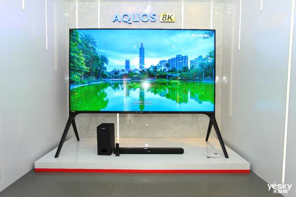 夏普发布全新8K电视80A9BW 实力推动8K普及大潮