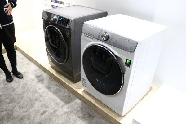 从品质生活出发 三星冰箱新品亮相AWE2019获李光洁赞