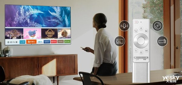 三星申请Q BIX商标,QLED电视语音助手或更名,区别于Bixby