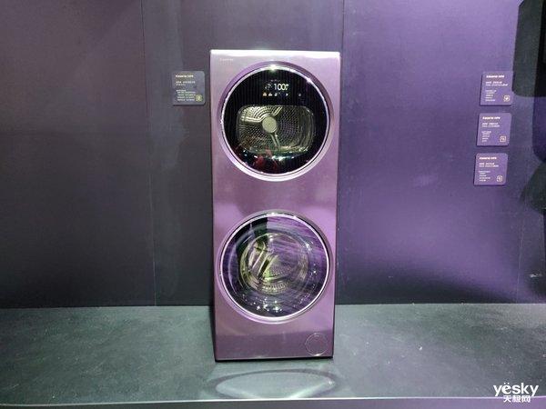 你见过限量版洗衣机吗?AWE2019卡萨帝这款洗衣机售价竟达10万!