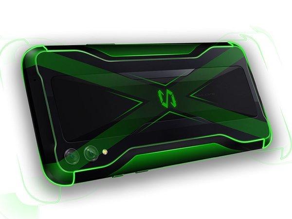 黑鲨游戏手机2怎么设置黑鲨标志灯效?满足你对游戏手机的不同需求!