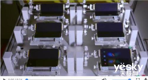 三星公布GalaxyFold折叠测试视频 对外宣称可开合超20万次