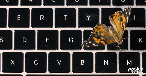 用惯蝶式键盘吗?苹果承认新款MacBook键盘存在问题
