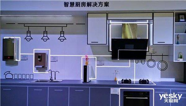 智能推动行业高端化发展 彩电大佬积极布局厨电市场
