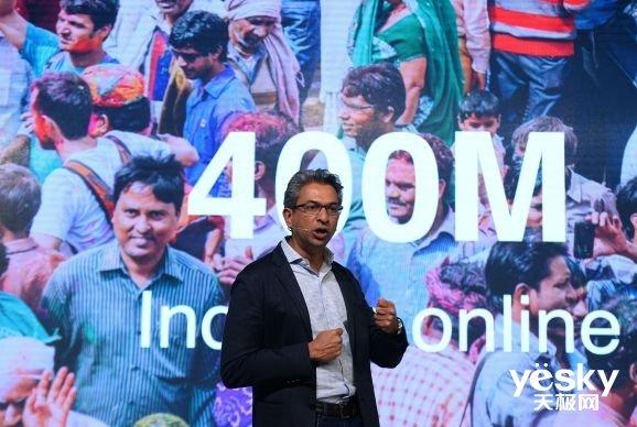 谷歌印度业务副总裁将离职 或转全职投资