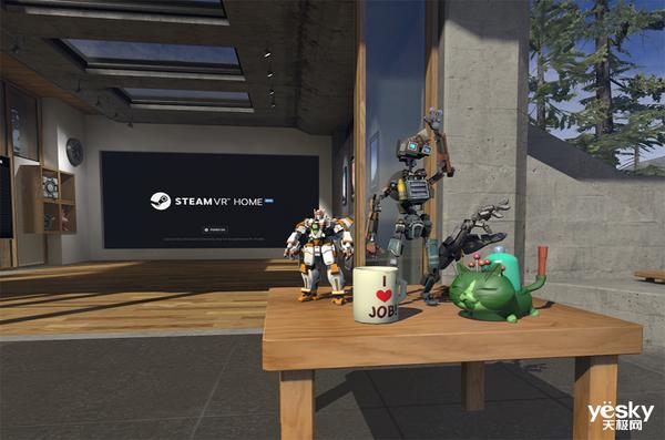 Valve发布VR头显 或为一体机产品