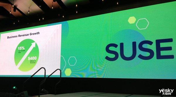 SUSECON 2019:SUSE独立后的首秀 专注客户需求 聚焦创新