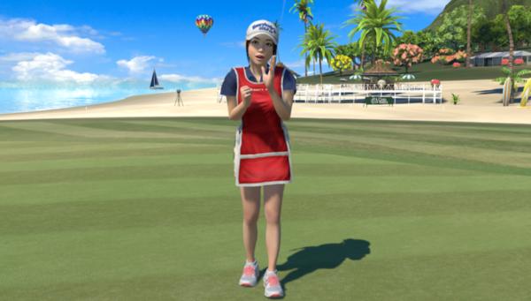 索尼互娱宣布《全民高尔夫VR》6月7日发售