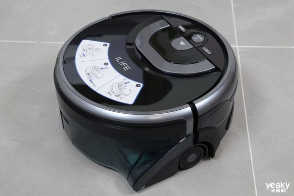 妈妈的好帮手!ILIFE智意W400洗地机器人图赏