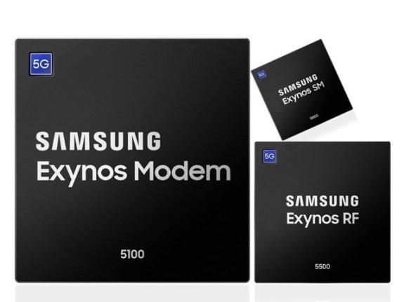 三星宣布量产全套5G芯片:5G S10将获全面支持