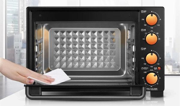 电烤箱如何保养?