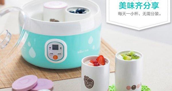使用酸奶机时需要注意什么?告诉你酸奶机的使用小技巧!