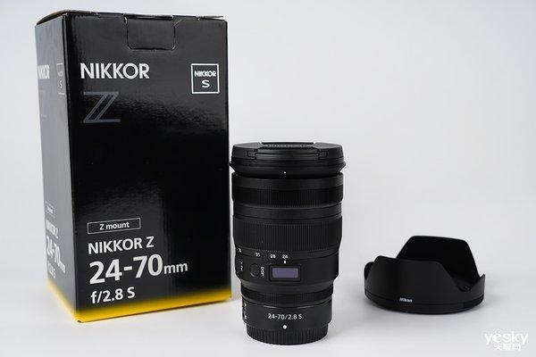 尼克尔 Z 24-70mm f/2.8 S评测