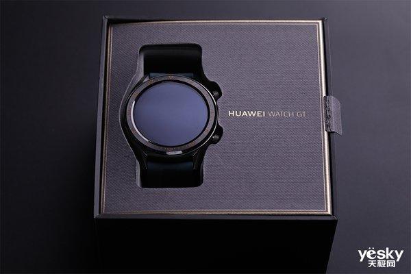 HUAWEI WATCH GT 活力款智能手表评测:颜值高,健身旅行带它就够了