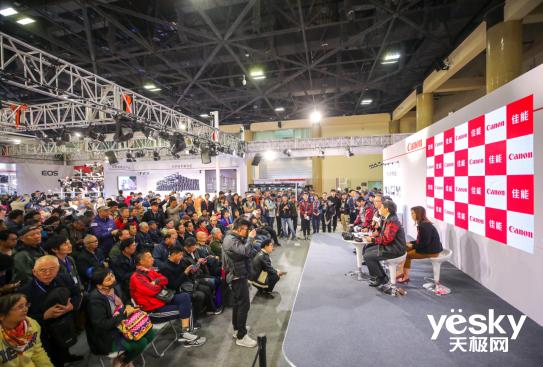 "2019 P&E展,佳能全球副总裁喊话中国消费者""中国市场至关重要"""