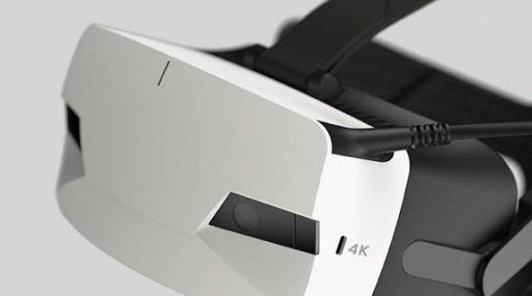 单眼分辨率2K 宏�新款Windows MR头显亮相