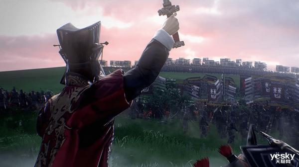 《全面战争:三国》真身还未上线,为何玩家就有如此高的评价?