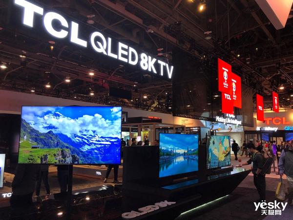 国货之光TCL   2019年首季度电视机销售量达844万台