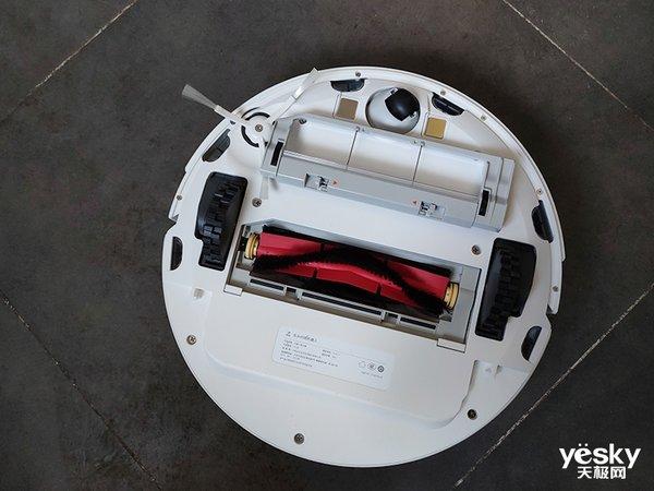 石头扫地机器人T6测试:颜值高激光建图,APP规划清扫更干净