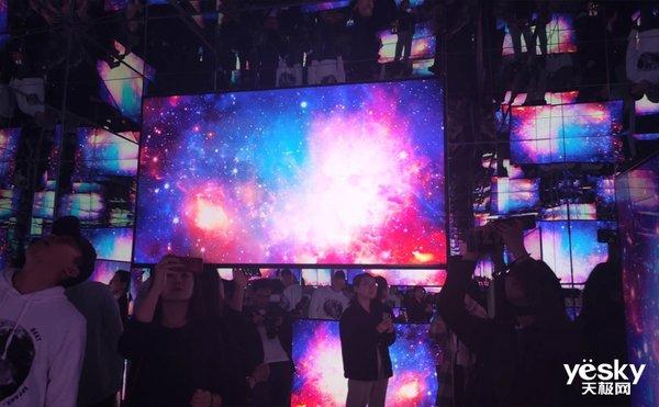 """用""""芯""""探索完美视界!三星QLED电视引领8K新时代"""