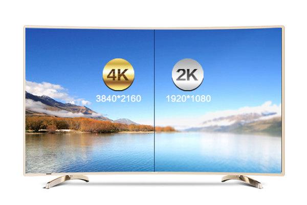 曲面电视有什么特点?这些优缺点告诉你!