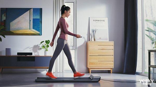 """小米推出""""夏日客厅瘦身三件套"""",米家走步机等多款产品首发"""