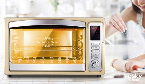 极客美食:金黄酥脆―电烤箱版老婆饼