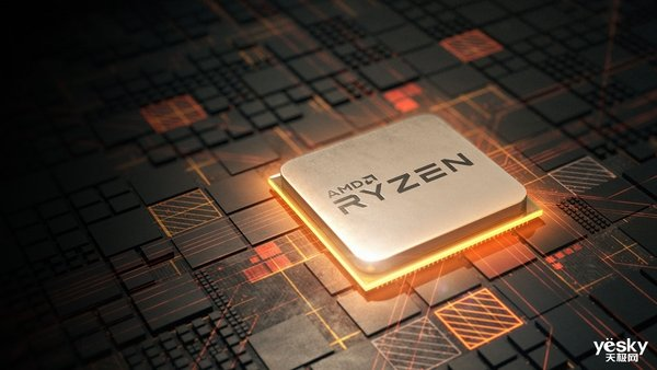 AMD送测三代锐龙样品:最快台北电脑展发布