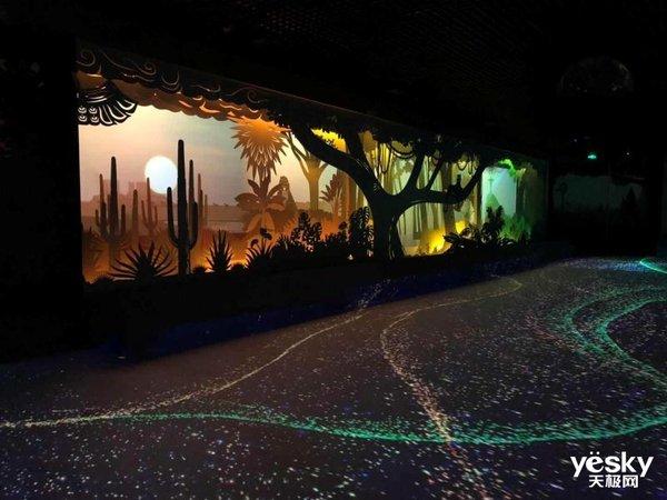 北京世园会精彩看点,奥图码打造梦幻国际馆