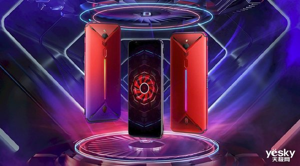 首销即双冠 90HZ的红魔电竞手机仅售2899元起