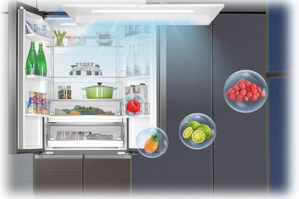 冰箱冷藏室结冰时怎么回事?这几招教你如何避免!