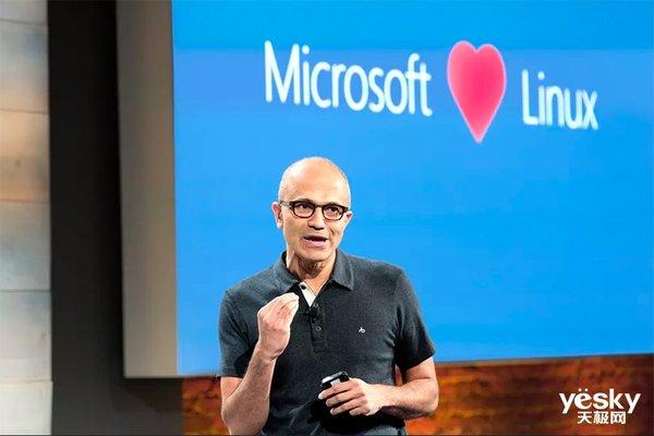 Build 2019:微软将在Windows 10中内置Linux