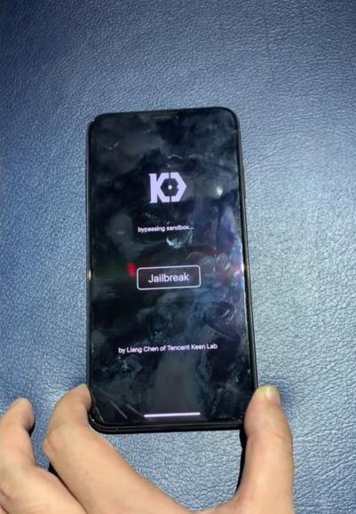搭载iOS12.2的iPhone XS Max被成功越狱