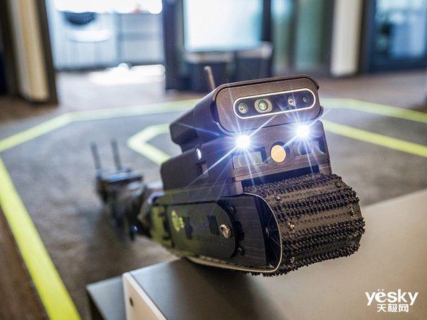 Build 2019:微软推出自动机器人训练新平台
