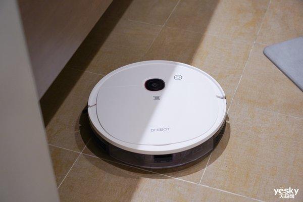 科沃斯扫地机器人DEEBOT N5系列体验:全面清洁更高效,生活有品质
