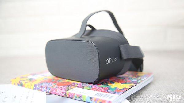 最适合追剧的VR一体机 Pico G2 4K体验
