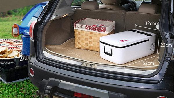 车载冰箱哪种好?真正的自驾游从车载冰箱开始!