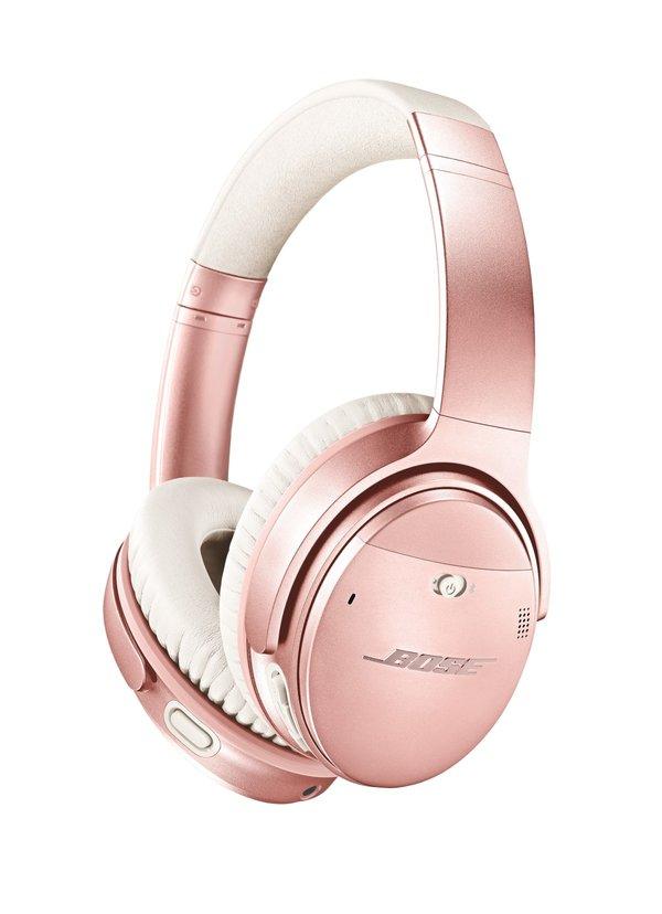 QuietComfort 35 II 无线消噪耳机今日推出玫瑰金限量版