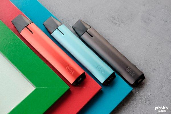 国内唯一HINs黑科技加持 秀外慧中bink冰壳电子烟评测