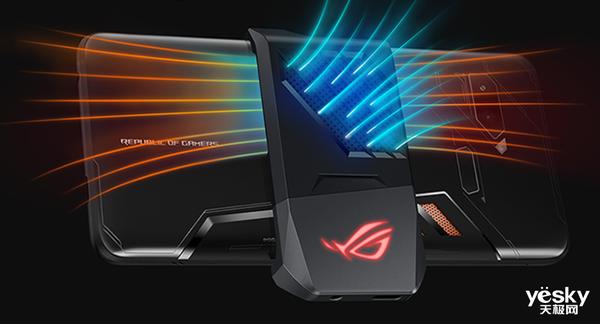 ROG游戏手机COMPUTEX夺最佳设计奖 二代或将于Q3发布