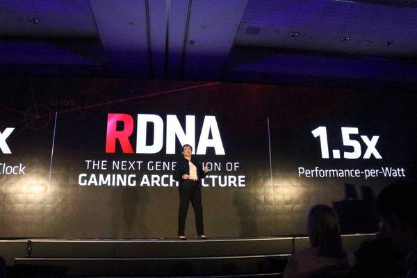 AMD全新显卡RX 5700新鲜出炉 性能对标RTX 2070