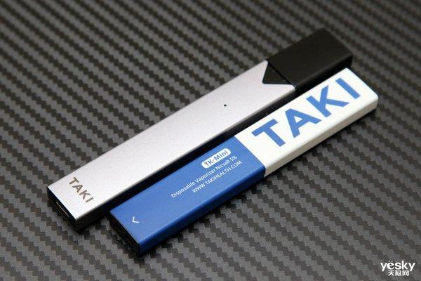 TAKI喜克电子雾化器评测