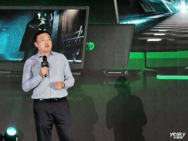 17.3英寸新成员加入 苏宁惠普携手发布光影精灵5系列新品