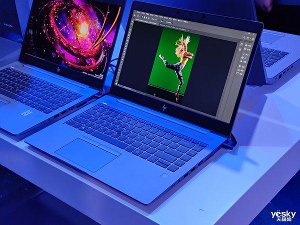 惠普发布多款全新Z系列新品 赋能中国创意行业