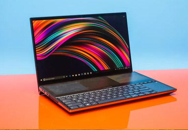 Computex2019|华硕双4K屏笔记本电脑惊艳四座