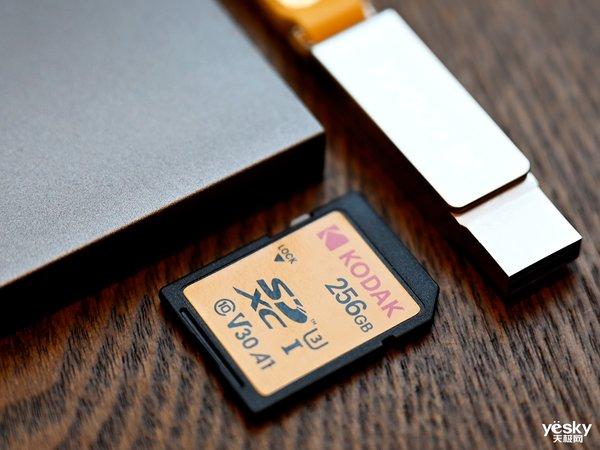 柯达SD卡 你在数字时代的电子相册