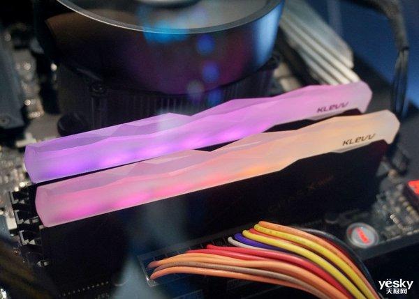 科赋RGB闪耀台湾电脑展